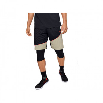 SHORTS UNDERARMOUR BLACK